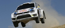 Watch the Polo R Get Perfect WRC Air in Italy [Video]