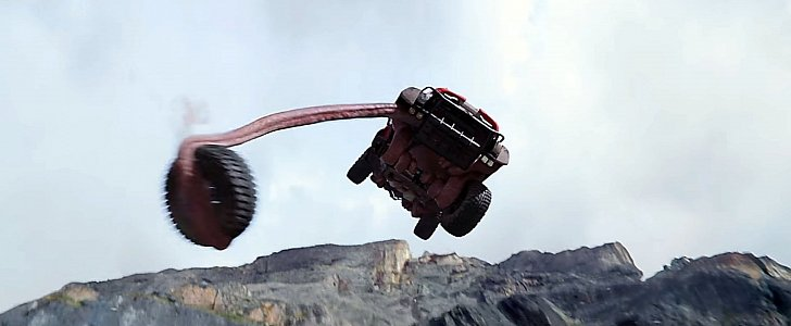 Watch The Trailer For Monster Trucks A Movie Featuring Monsters