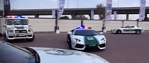 Watch the Updated Dubai Police Exotic Fleet Roll [Video]