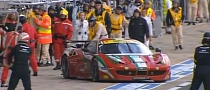 Watch the Worst 2013 Le Mans Pit Stop [Video]