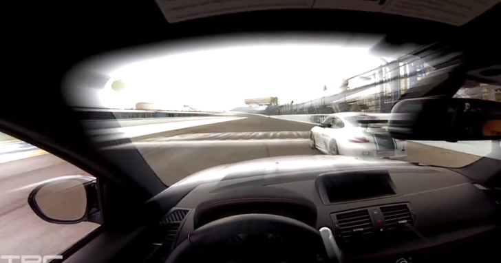 Watch This 400 HP BMW 1M Go Around the Miami Homestead Raceway [Video]