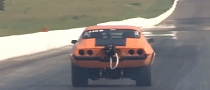 Watch This Lightning-Fast Camaro Run a 7-Second Quarter Mile [Video]