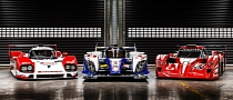 Three Generations of Toyota Le Mans Racers Come Together [Photo Gallery]