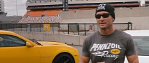 Watch Tim McGraw Hit the Track in Detroit's Greatest Musclecars [Video]