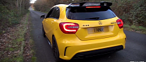 Watching an A 45 AMG by RevoZport Launch is Addictive [Video]