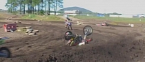 Watching Motocross Faceplants is Neverending Fun [Video]