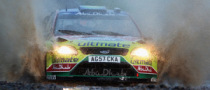 Watersplash Big Issue in Rally Mexico