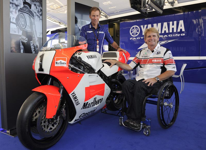 wayne rainey will become an ama hall of fame legend autoevolution