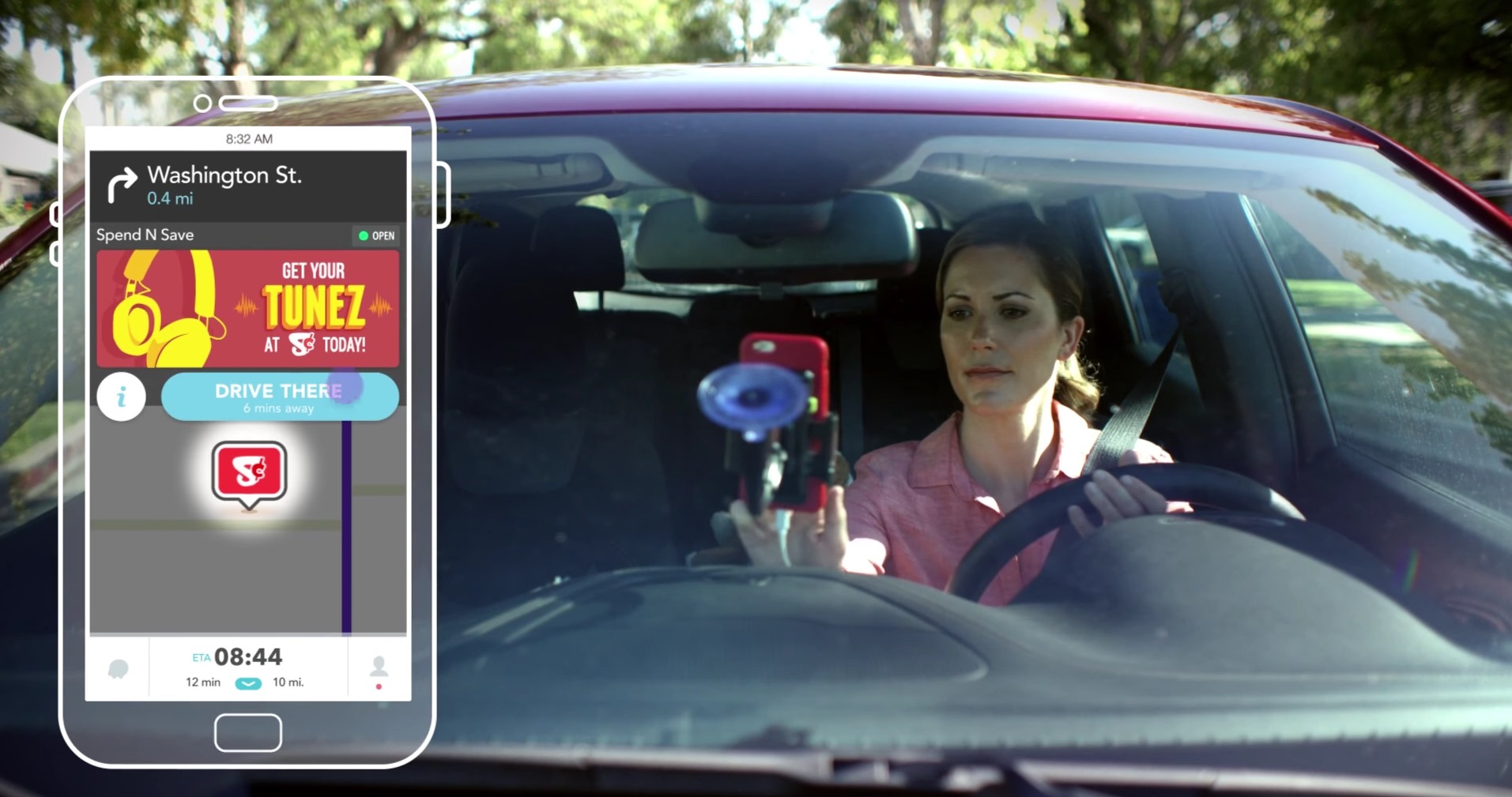Waze to Be Integrated into Android Auto - autoevolution