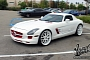 WCC Builds Tyga a Killer Mercedes SLS AMG [Photo Gallery]