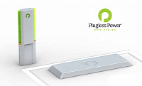 Plugless Power charging station