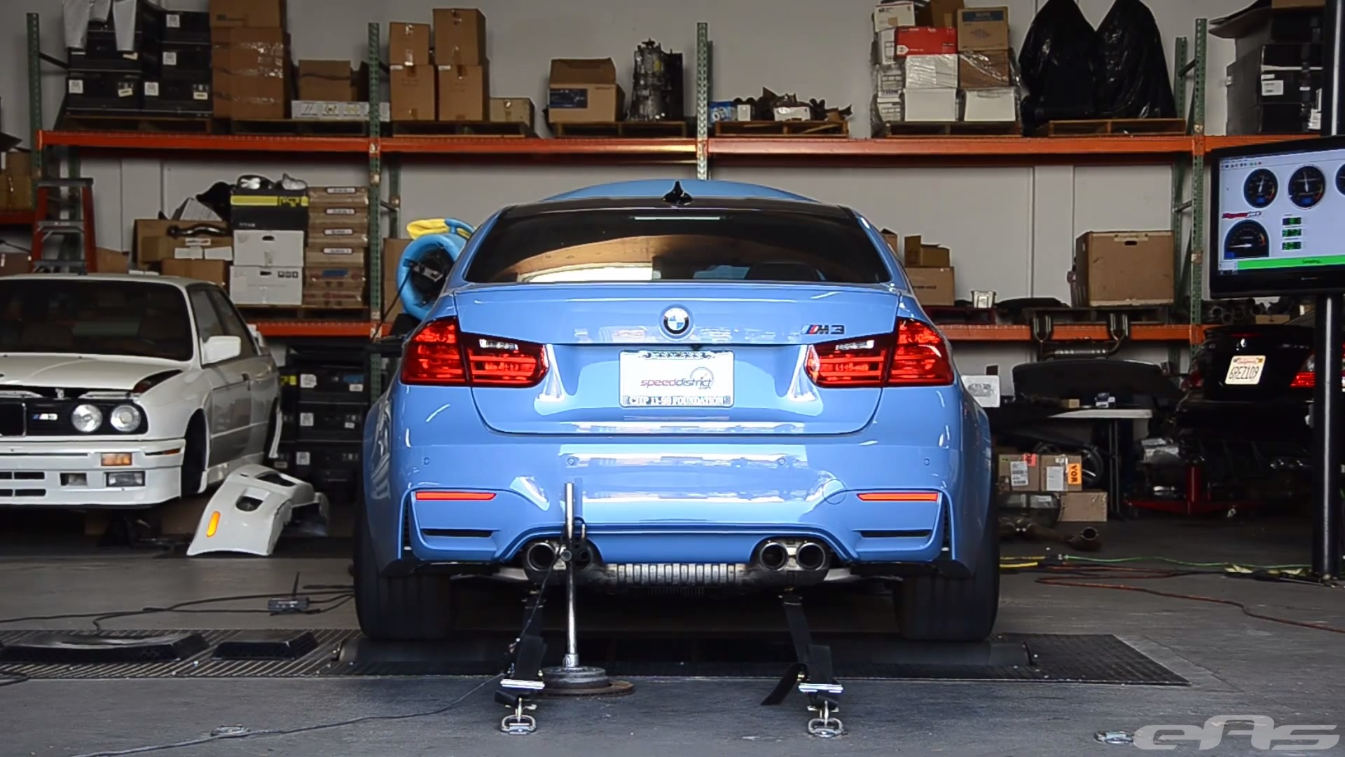 We Get the BMW F80 M3 on the Dyno and Solve its Exhaust Problem