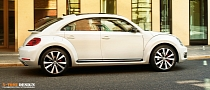 We Sort of Like the VW Beetle Four-Door Coupe