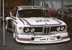 Wearing the Scars of the Past: Andrew's IMSA BMW E9 CSL [Photo Gallery]