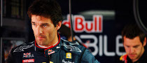 Webber Admits Fault, Doesn't Give Up on F1 Title