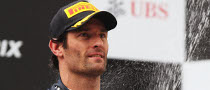 Webber Glad Vettel's Winning Streak Is Over
