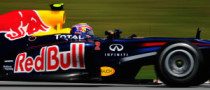 Webber Keeps Red Bull On Top of Malaysia Practice
