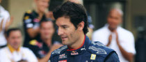 Webber Never Thought of Leaving Red Bull