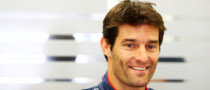 Webber Prepared to Discuss Red Bull Extension