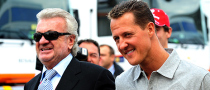 Weber Denies Money Talks between Ferrari and Schumacher