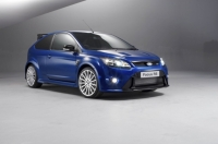 Ford Focus RS production started in Germany