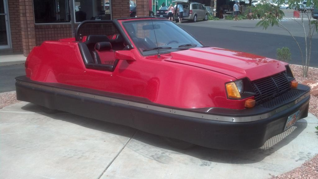 Weird things you can buy dodge colt street legal bumper car autoevolution - Auto tamponneuse a vendre ...