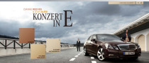 """Welcome Home"" with Mercedes E-Class Marketing Campaign"
