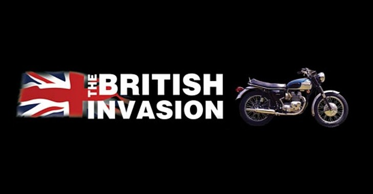 Welcome Invasion: British Motorcycles in America Exhibition