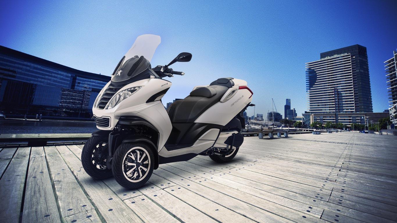 welcome peugeot metropolis 3 wheel scooter autoevolution. Black Bedroom Furniture Sets. Home Design Ideas