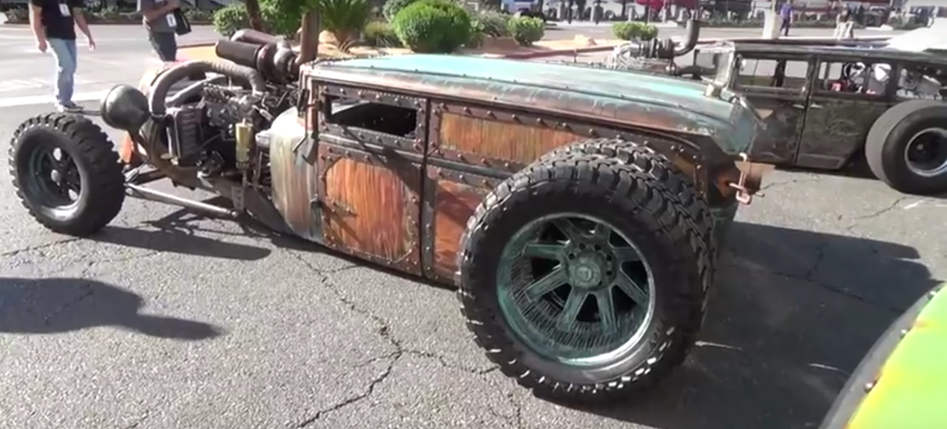 WelderUp\'s Dually Rat Rods Have the Dieselpunk Look Nailed ...