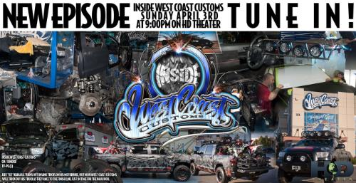 west coast customs toyota tundra episode. Black Bedroom Furniture Sets. Home Design Ideas