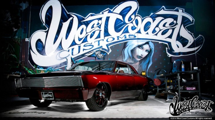 West coast customs to miss 2012 sema autoevolution for West coast motor inc