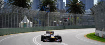 Wet Weather to Affect Australian Grand Prix