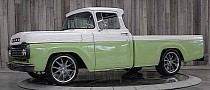What Car Would You Trade for This Clean-Cut 1959 Ford F-100?