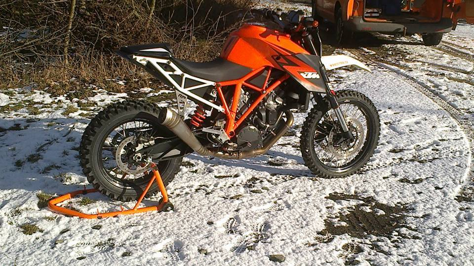 What Do You Think About the KTM 1290 Super Enduro That Will Take on ...