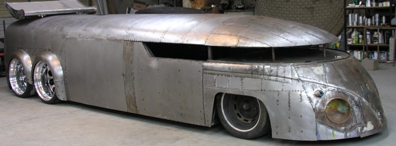 What Happened To The Craziest Vw Bus Ever Autoevolution