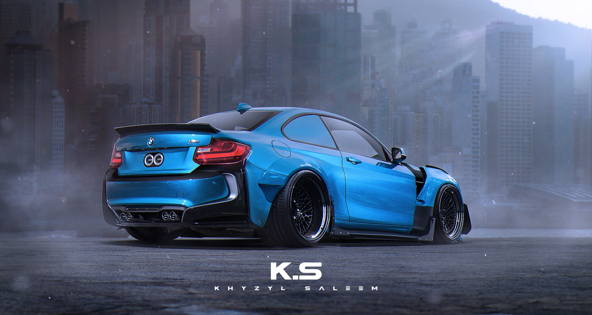 What If BMW Had Its Rauh Welt Begriff autoevolution