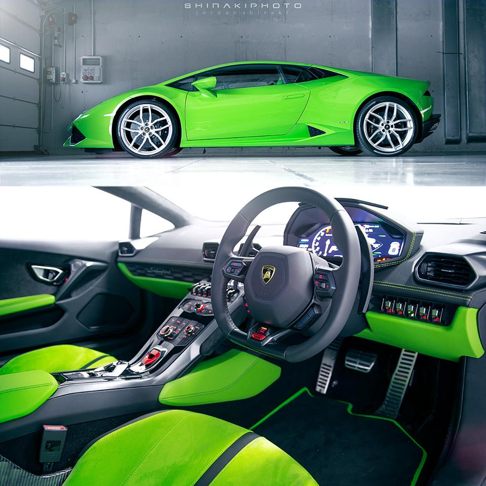 What Is The Most Popular Color With Lamborghini Huracan