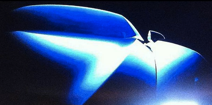 What Is This? Cadillac Concept Tease at Pebble Beach