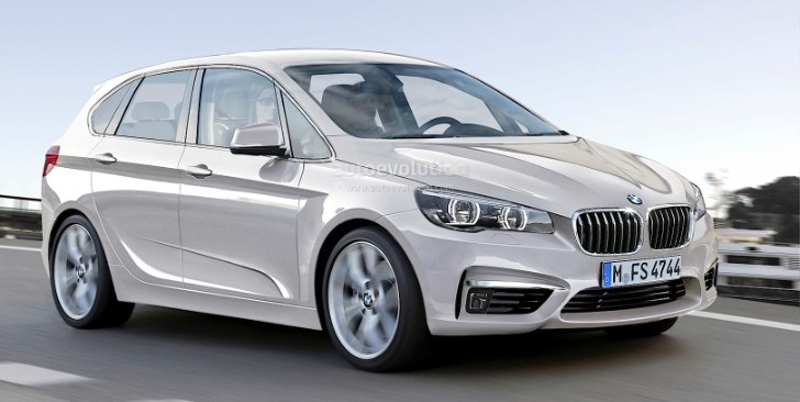 What the BMW 1 Series GT Will Look Like
