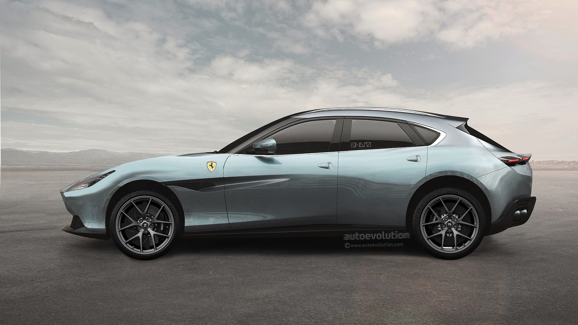 What Would Enzo Say About The Upcoming Ferrari Suv Autoevolution