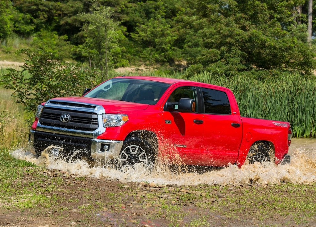 What You Need To Transform a Toyota Tundra Into a Ford