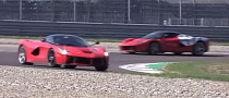 What's Better than a LaFerrari? Two LaFerraris! [Video]