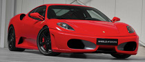 Wheelsandmore Ferrari F430 Set Free