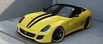 Wheelsandmore Ferrari 599 GTO Is Awesome