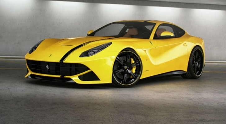 Wheelsandmore Ferrari F12 Berlinetta Released