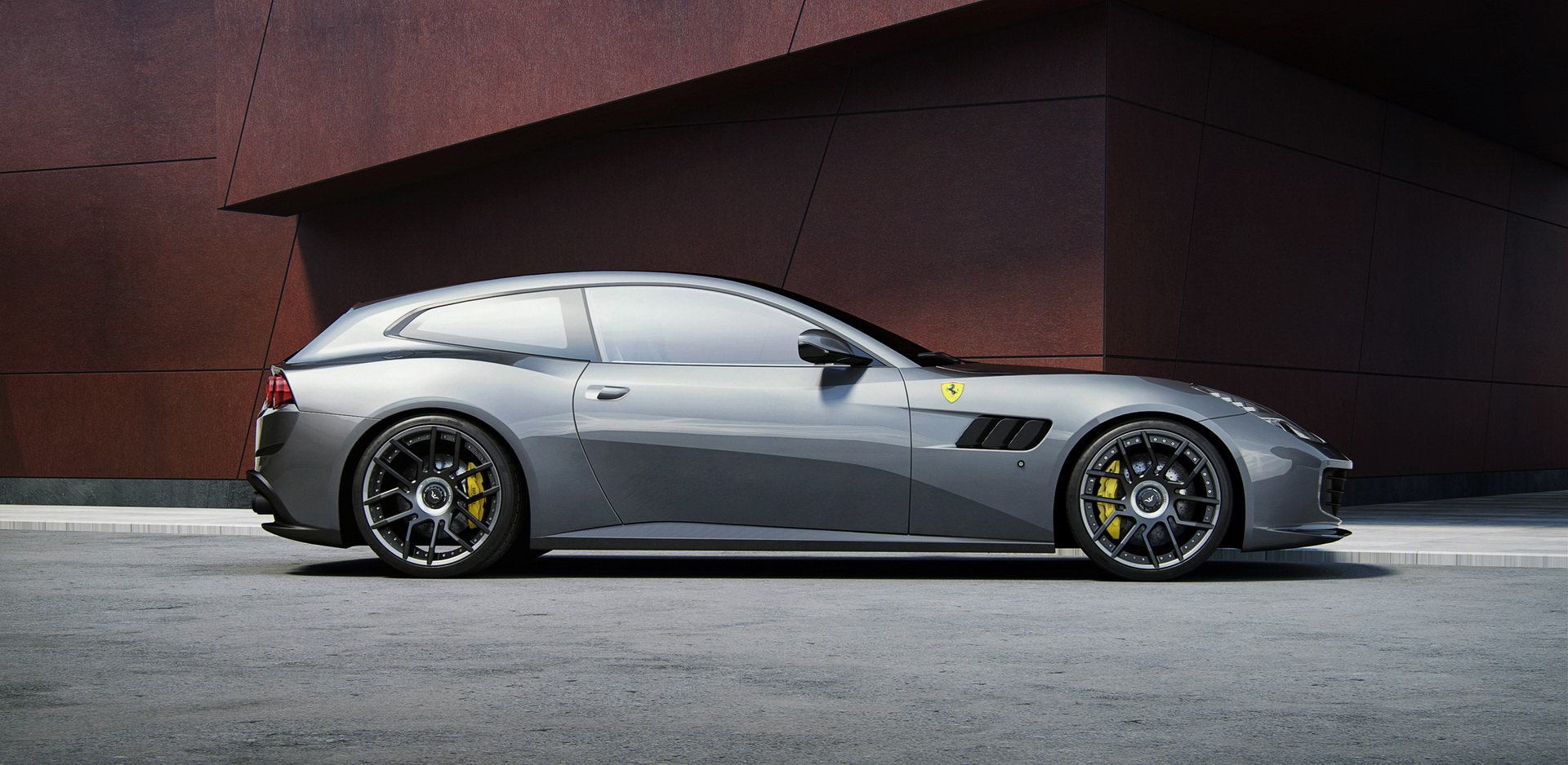Wheelsandmore Stage 2 Ferrari Gtc4lusso T Is Not For The Faint Of Heart Autoevolution