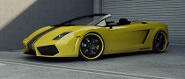 Wheelsandmore Lamborghini Gallardo LP 560-4 Spyder Unleashed