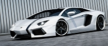 Wheelsandmore Presents Aventador LP700-4 Bianco