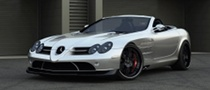 Wheelsandmore Targets the Mercedes-Benz SLR McLaren